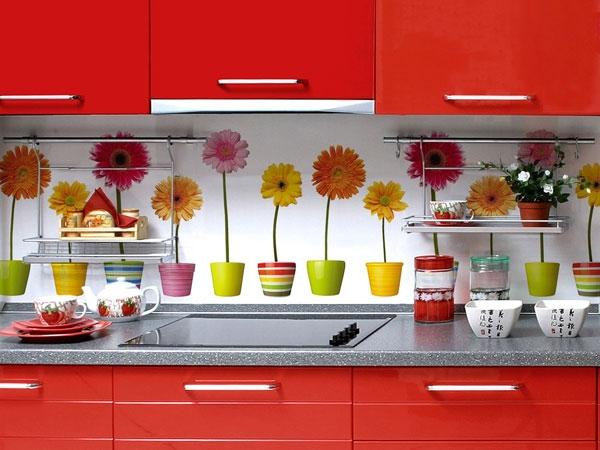 Кухонные панели - фартуки