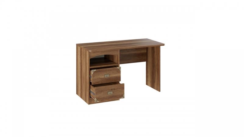 - Стол с 2-мя ящиками «Навигатор» (Дуб Каньон)