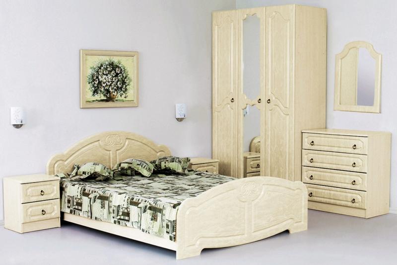 - Спальный гарнитур D0048