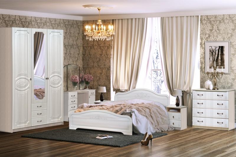 - Спальный гарнитур D0060