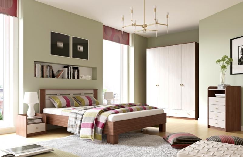- Спальный гарнитур G0050