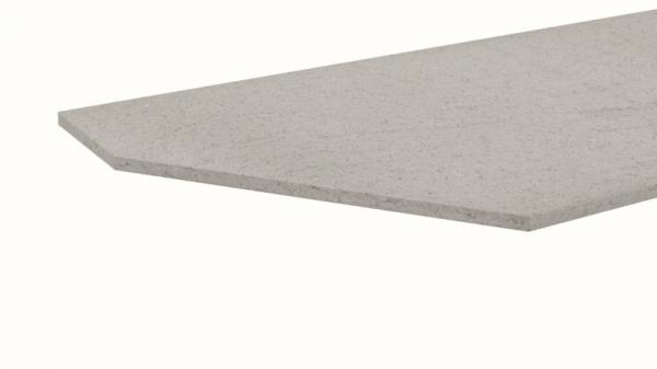 Крышка стола торцевая 600х1500 левая (Этна)