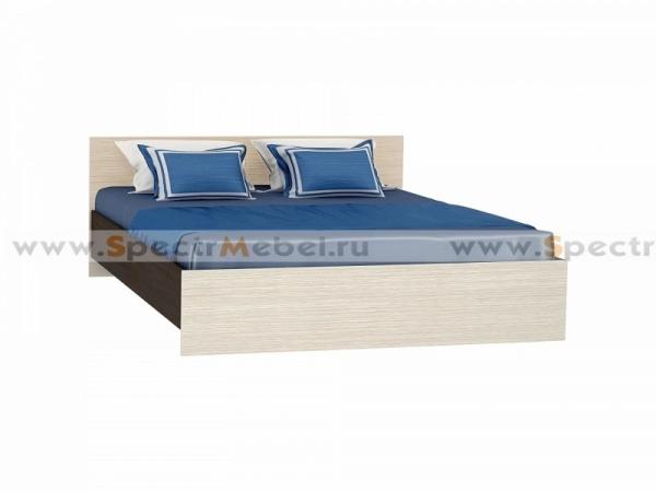 Кровать Фиеста 1550х750х2032 с ортопедическим основанием