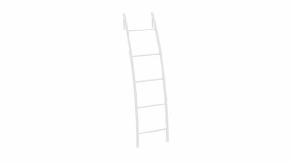 Лестница металлическая «Прованс» (Крем)