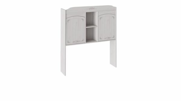 Шкаф настольный «Ариэль» (Лиственница Сибиу с рисунком)