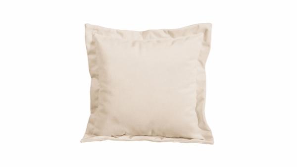 Подушка малая П2 (Miami 01 (рогожка) песочный)