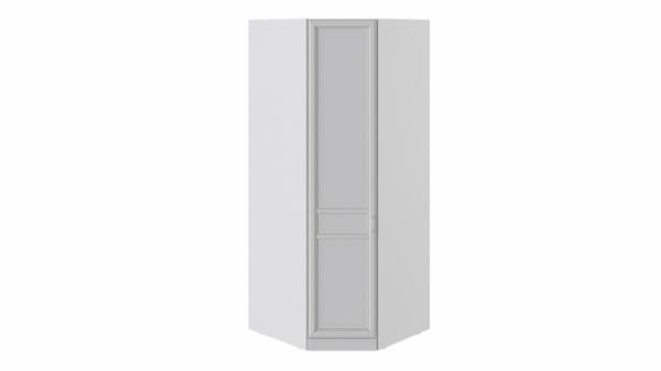 Шкаф угловой с 1 глухой дверью левый «Франческа» (Дуб Седан)
