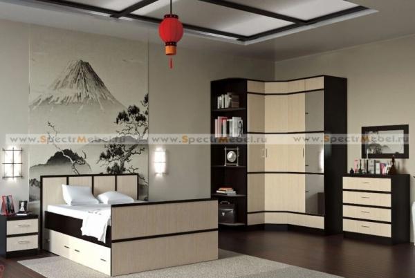 Спальня Сакура 09