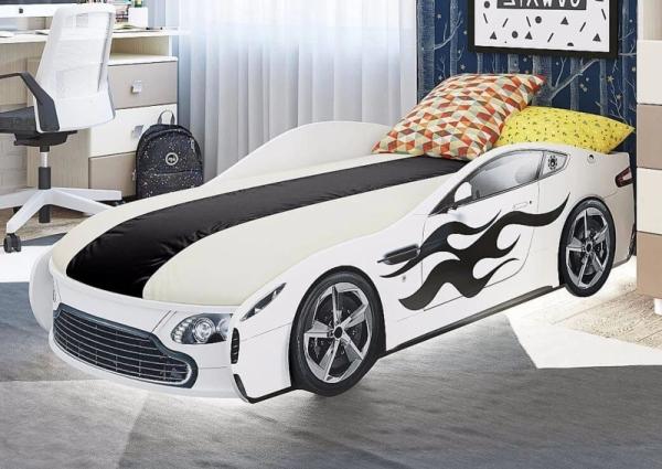 Кровать детская с подъемным механизмом ВхШхГ 500х750х1700