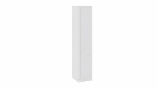Шкаф для белья с 1 глухой дверью правый «Франческа» (Дуб Седан)