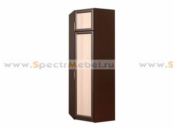 Прихожая Ева ЕШ-02 шкаф угловой ВxШxД 2100x720x717 мм