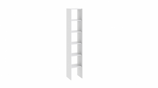 Секция внутренняя для углового шкафа «Ривьера» (Белый)
