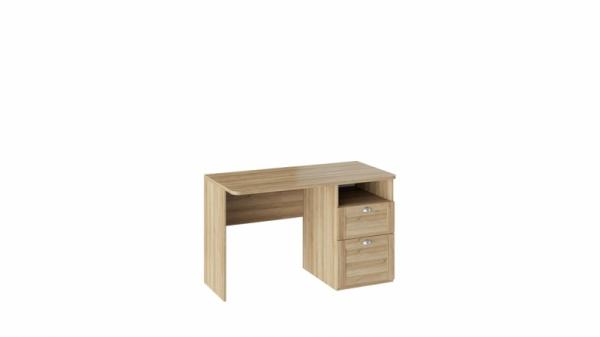 Письменный стол с ящиками «Ривьера» (Дуб Ривьера)
