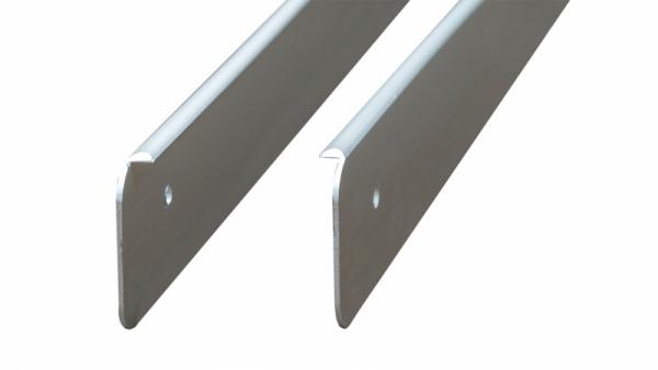 ДО-012 Профиль Торцевой алюминиевый для столешниц 40мм