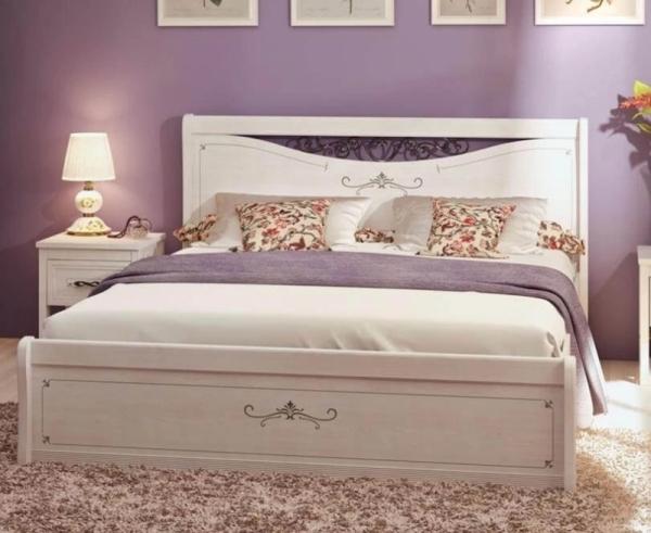 Кровать двуспальная 1702x2117x1010 с подъемным механизмом