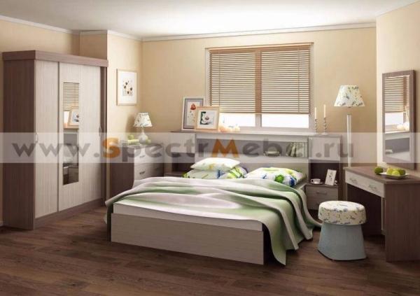 Спальный гарнитур Локки 05