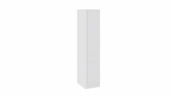 Шкаф для белья с 1 глухой дверью левый «Франческа» (Дуб Седан)