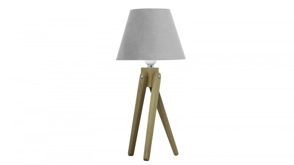 Лампа с конусным абажуром AMELIA