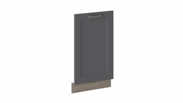 Фасад для посудомоечной машины (ОДРИ (Серый шелк))