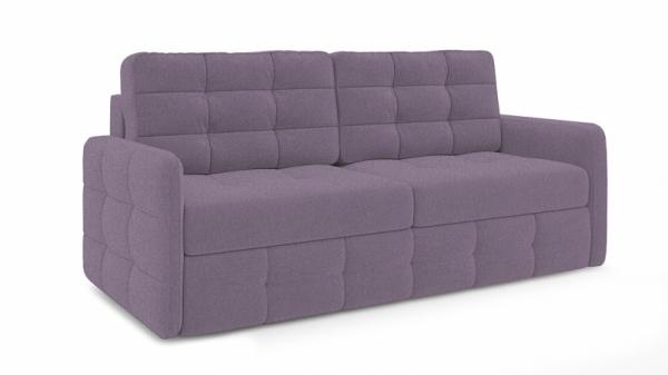 Диван «Райс Slim» (Neo 09 (рогожка) фиолетовый)