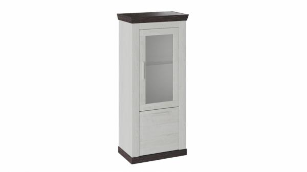 Шкаф для посуды «Поланд» Тип 2 (Винтенберг/Венге)
