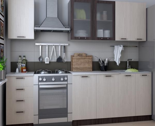 """Кухня """"Виктория-Эконом"""" 2,0м"""