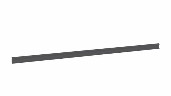 Одри ДО-044 Карниз (L=2200) (ОДРИ (Серый шелк)) (ОДРИ (Серый шелк))