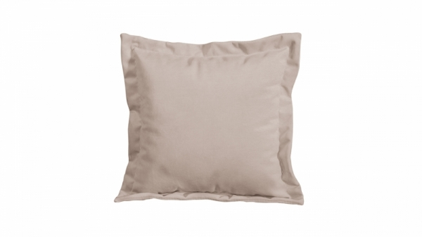 Подушка малая П2 (Miami 02 (рогожка) светло-коричневый)