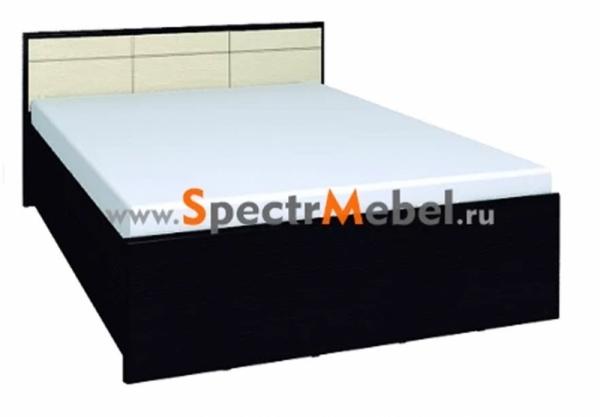 Кровать Амели 140х200 с ортопедическим основанием