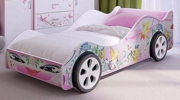 Кровать Леди ВхШхД 500х750х1700