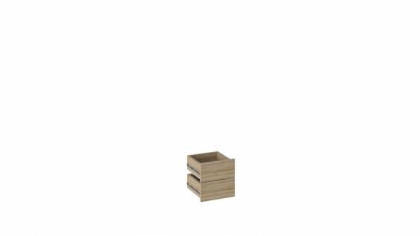 Комплект ящиков «Литл» (Дуб Ривьера)