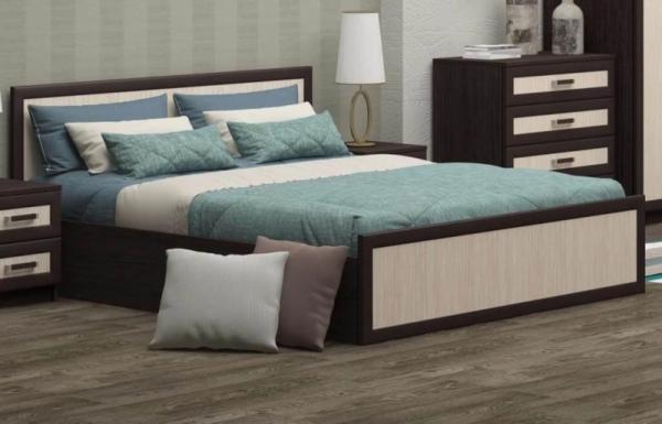 Кровать Модерн с матрасом 1750х860х2032