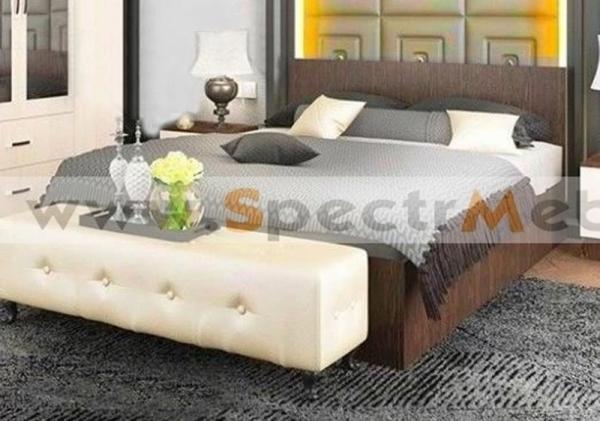 Кровать с матрасом Рефрен