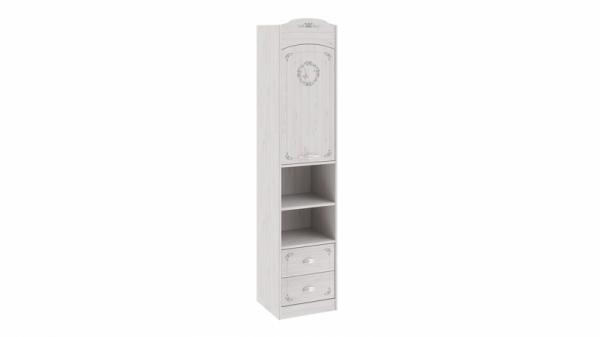 Шкаф комбинированный «Ариэль» (Лиственница Сибиу с рисунком)