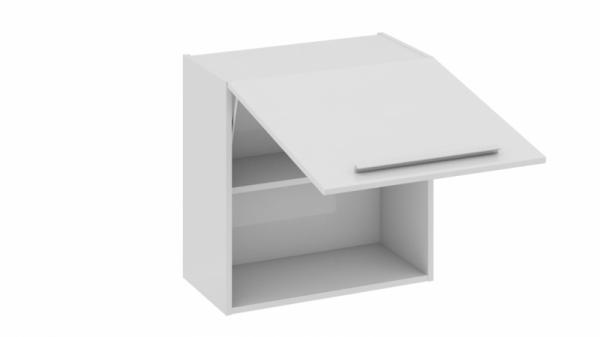Шкаф навесной В_60-60_1ДО (Фэнтези (Белый универс.))