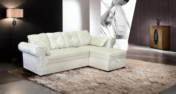 """Угловой диван """"Цезарь"""" категория ткани 1"""