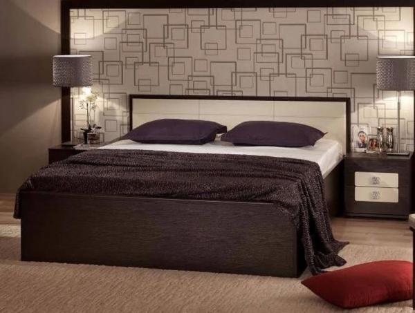 Кровать Амели 180х200 с ортопедическим основанием