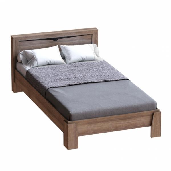 """Кровать """"Соренто"""" дуб стирлинг"""