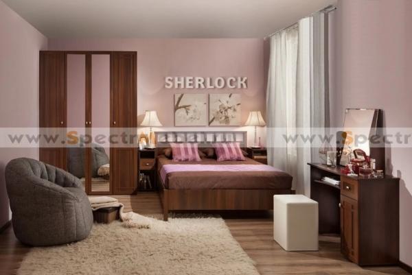 Спальный гарнитур SHERLOCK 04