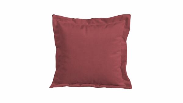 Подушка малая П2 (Maserati 14 (велюр), бордовый)