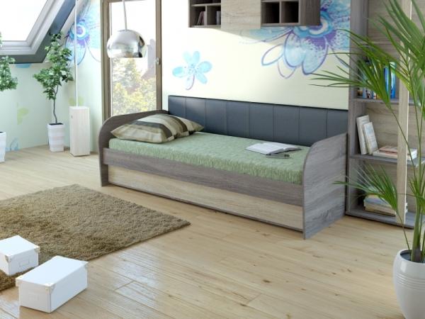 Кровать с подъемным механизмом KO0329