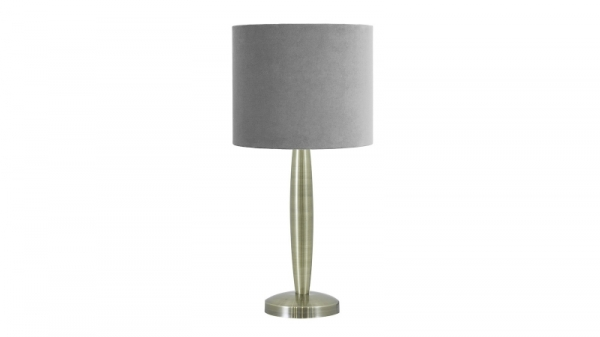 Лампа с прямым абажуром MICHEL