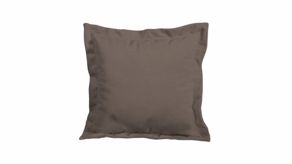 Подушка малая П2 (Dakar 03 (искусственная замша) коричневый)