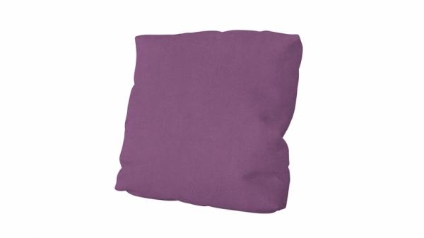 Подушка малая П1 (Maserati 18 (велюр), фиолетовый)