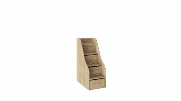 Лестница приставная для двухъярусной кровати «Ривьера» (Дуб Ривьера)