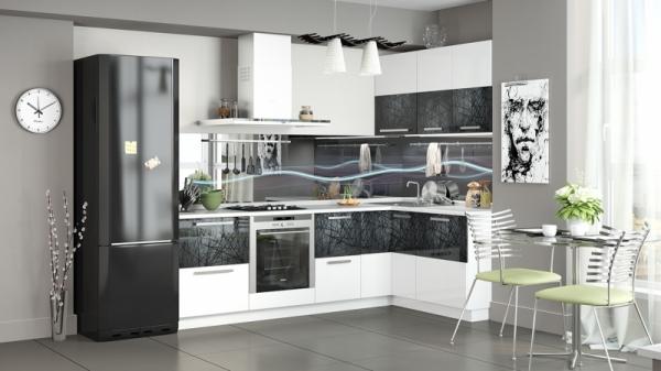 Модульная кухня «Фэнтези» (ФЭНТЕЗИ (Лайнс))