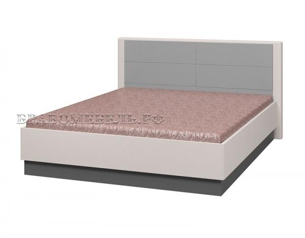 Кровать Вива текстиль фанго