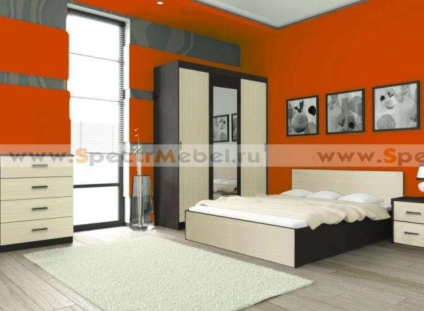 Спальный гарнитур с матрасом