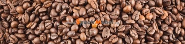 Фартук Кофейные зерна 2800х3х610 мм