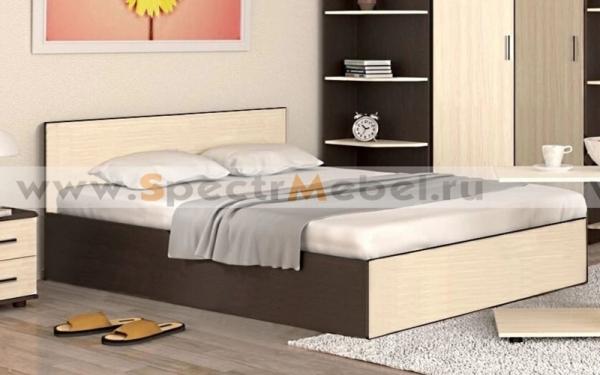 Кровать с матрасом 160 Локки